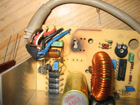 capacitor heat damage capacitor heat damage 28 images avian s commodore 128 psu the importance of cleaning the