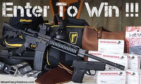 Firearm Giveaways - free gun give away contest ar 15 springfield xds 500
