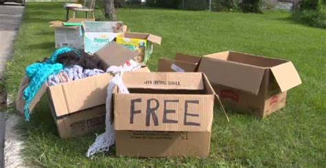 Free Giveaway Weekend Winnipeg - curbside giveaway weekend a chance to find treasure ctv news winnipeg