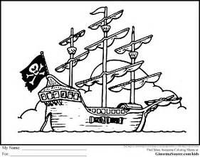 pirate coloring page pirate coloring pages free large images