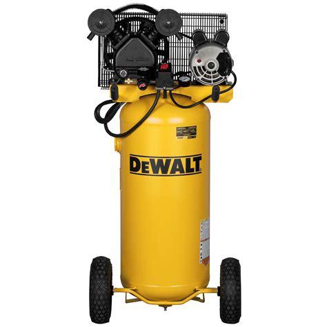 dewalt dxcmla1682066 1 6 hp 20 gal single stage vertical portable air compressor ebay
