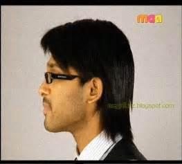 allu arjun hair style allu arjun die hard fans mr perfect hairstyle in aarya 2