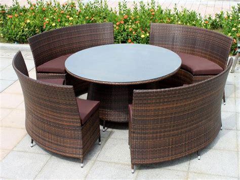 mobili rattan giardino 60 mobili da giardino in rattan ti accorgerai di