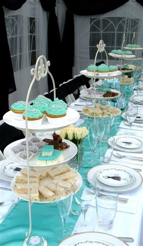 bridal shower brunch bergen county nj s high tea the colour and the three