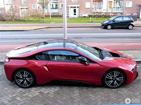 red bmw 2016 bmw i8 protonic red edition 26 december 2016 autogespot