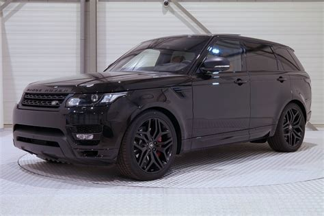 all black range rover 2016 land rover range rover sport in elsloo netherlands