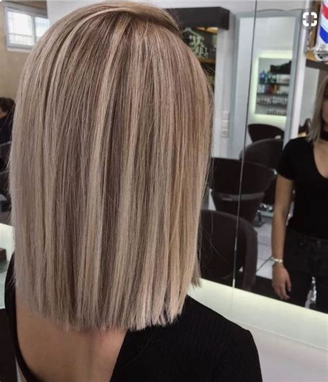 earlobe length blunt styles best 25 blunt haircut ideas on pinterest medium blonde