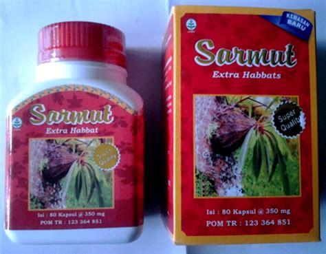 Sarmut Sarang Semut Plus Habbatussauda 80 Kapsul sarmut plus habbatussauda gusti herbal herbal bandung