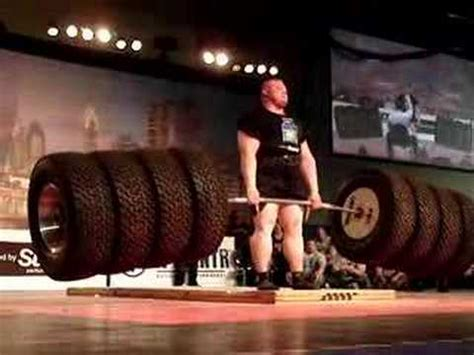 Dan Tyre by World Record Deadlift By Body Weight