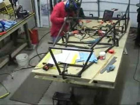 low cost lotus 7 build a locost 7 step 1 fabricate the frame