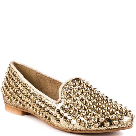 steve madden gold loafers studlyy gold stud steve madden 99 99 free shipping