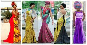 ankara gowns pics amazing wedding guest long gowns lace ankara inspired