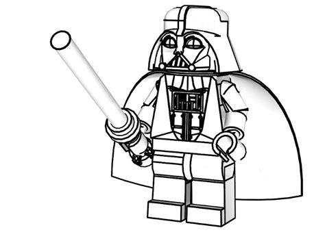 Lego Minifigure Coloring Pages Pov Ray Newsgroups Povray Binaries Images Lego Darth by Lego Minifigure Coloring Pages