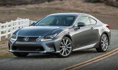 2016 Lexus Rc Coupe Gets Turbo Engine Rc 200t And Rc