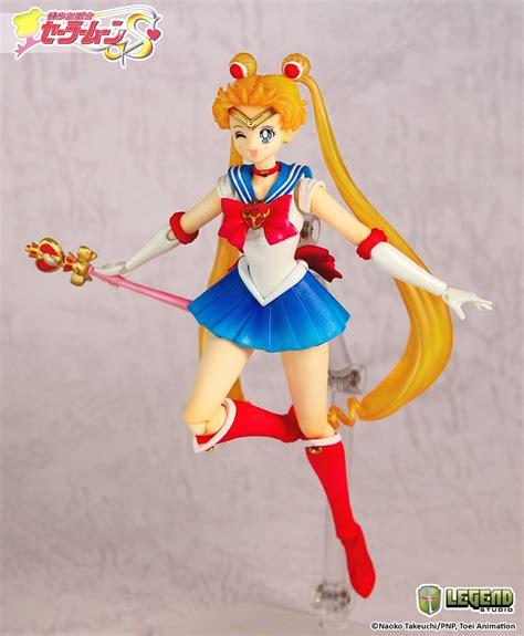 Sailor Moon Figure Sailormoon Tanpa Box sailor moon statue figure from legend studiosailor