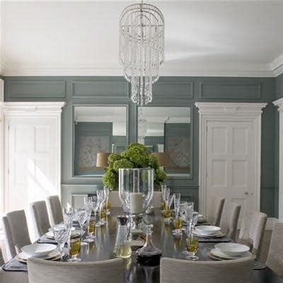Gray Dining Room by Blue And Gray Dining Room Transitional Dining Room