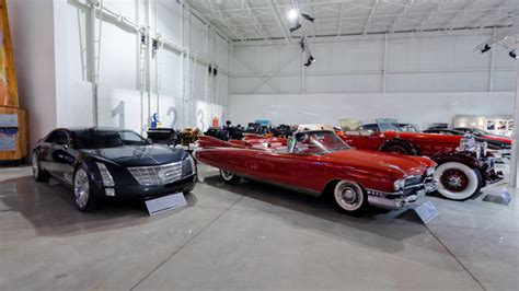 cadillac sixteen top gear this is gm s secret stash of cars
