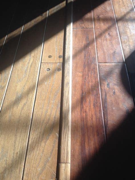 Change Wood Floor Color can i change the color of my hardwood floor