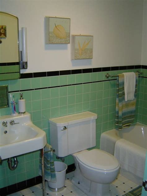 S Bathroom 36 1950s Green Bathroom Tile Ideas And Pictures
