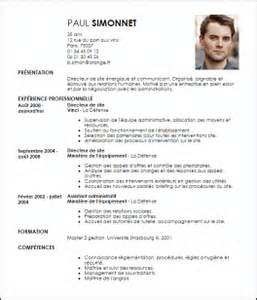 Exemple Lettre De Motivation Directeur Administratif Et Financier Modele Cv Directeur Financier Document
