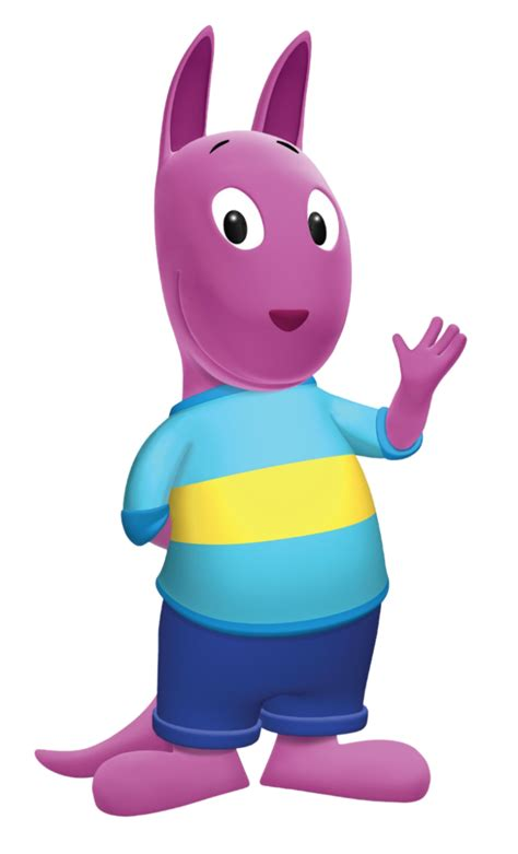 characters the backyardigans png