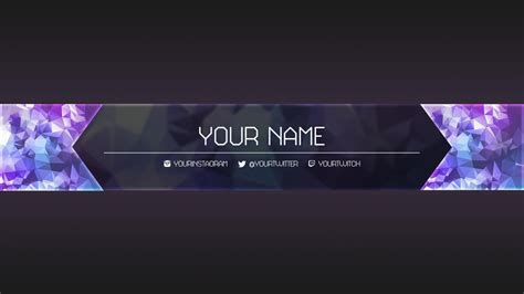 Youtube Gaming Banner Beneficialholdings Info Gaming Banner Template