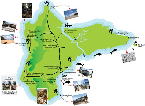 room mapping andalay resort