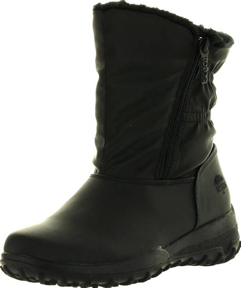 waterproof snow boots for totes womens rikki winter waterproof snow boots ebay