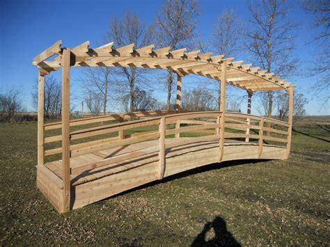 garden bridge plans blueprints arched garden bridge plans