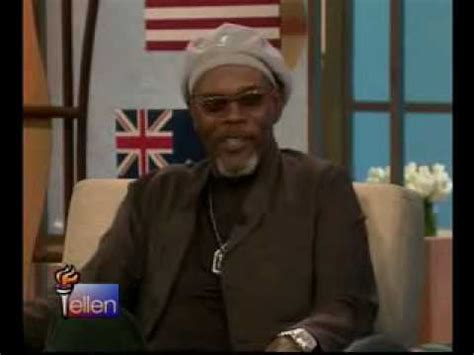 Samuel L Jackson Adds To Snake Repertoire With Black Snake Moan by Samuel L Jackson Talks About Snakes On A Plane