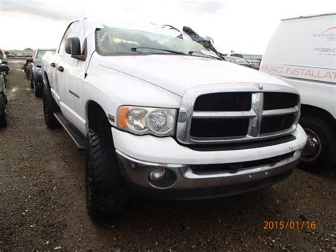 2005 dodge ram hemi used parts 2005 dodge ram 1500 2wd 5 7l hemi v8 45rfe
