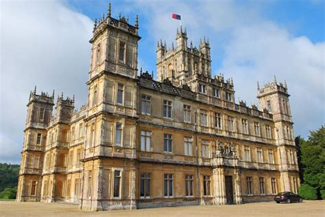 Chateau Style House Plans Highclere Castle Behind The Scenes Of Downton Abbey