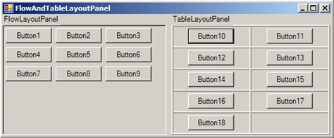 flow layout panel nedir flowlayoutpanel flowlayoutpanel 171 gui 171 vb net tutorial