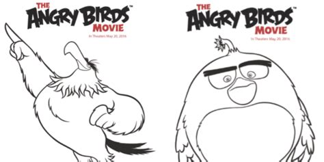 angry birds movie coloring pages angry birds movie coloring sheets prize pack giveaway