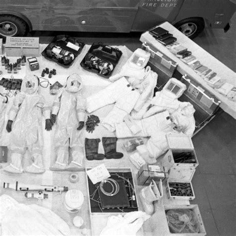 Haz Mat Team vintage photos of haz mat equipment raleigh cary