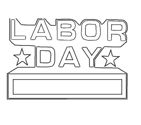 coloring pages for labor day labor day coloring pages 25 image collections
