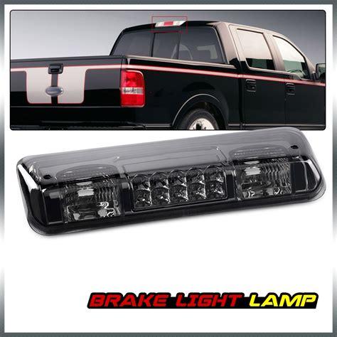 ford f150 brake light bulb led black truck 3rd brake light l for 2004 2008 ford