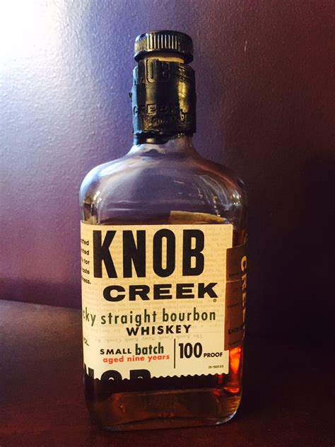 What Proof Is Knob Creek by Knob Creek Talking Bourbon With Todd