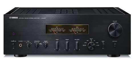 yamaha integrated amplifier