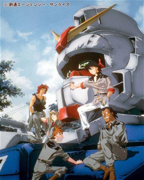 Ms Gundam Wing Endless Waltz Complete Series top 5 anime top 5 gundam series