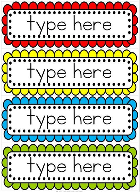 editable word wall templates free to download fabulous