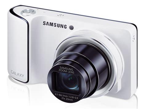 Samsung Galaxy Kamera Zoom samsung galaxy smartphone android con zoom 21x