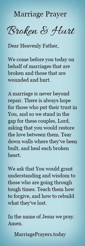 Marriage save trouble