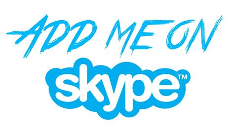 How Can Search Me On Skype Add Me On Skype