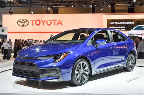 Toyota Models 2020 by All Time Favourite Toyotas Make A Canadian Debut With 2020