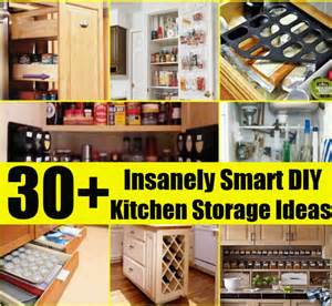 30 insanely smart diy kitchen storage ideas diy cozy