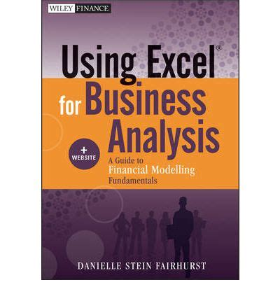 the pmi guide to business analysis books using excel for business analysis a guide to financial