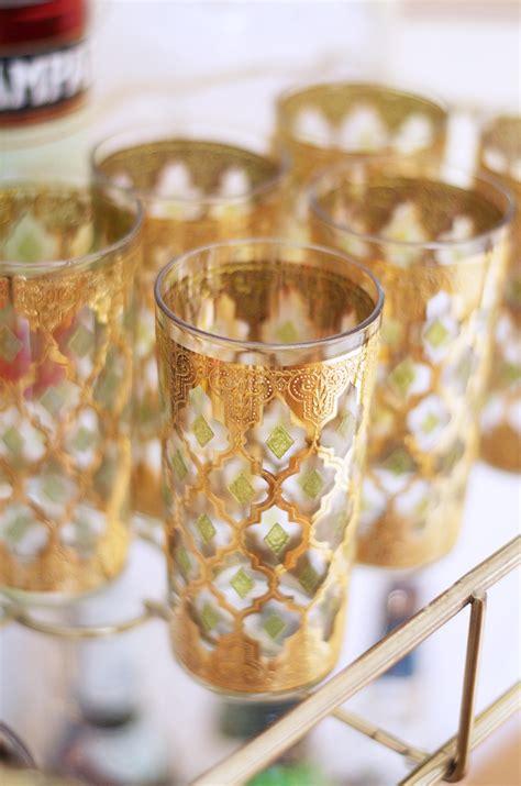 Glass Barware by Ultimate Guide To Vintage Glassware A Vintage Splendor