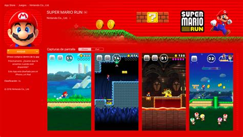 mario bros android mario bros de nintendo llega al iphone de apple cnet en espa 241 ol
