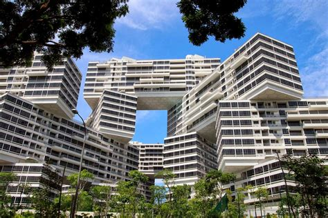 famous apartments the interlace by oma ole scheeren wins global urban